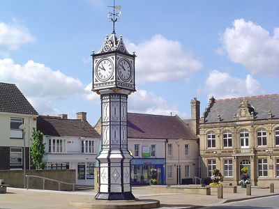 Downham Market Clock Tower