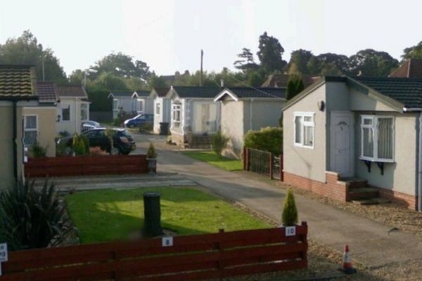 Picture of Badgers Holt Mobile Home Park, Cambridgeshire, East England