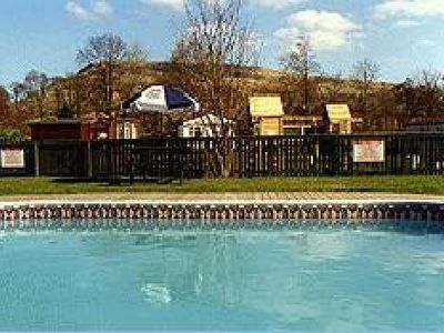 Picture of Balgair Castle Caravan Park, Stirlingshire