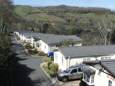 park homes north devon