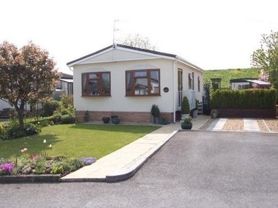 Picture of Haywagon Mobile Home Park, South Yorkshire, North of England