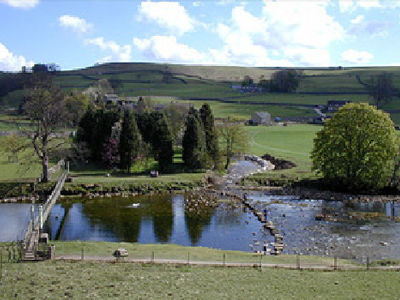 Picture of Hebden Hall Park, North Yorkshire