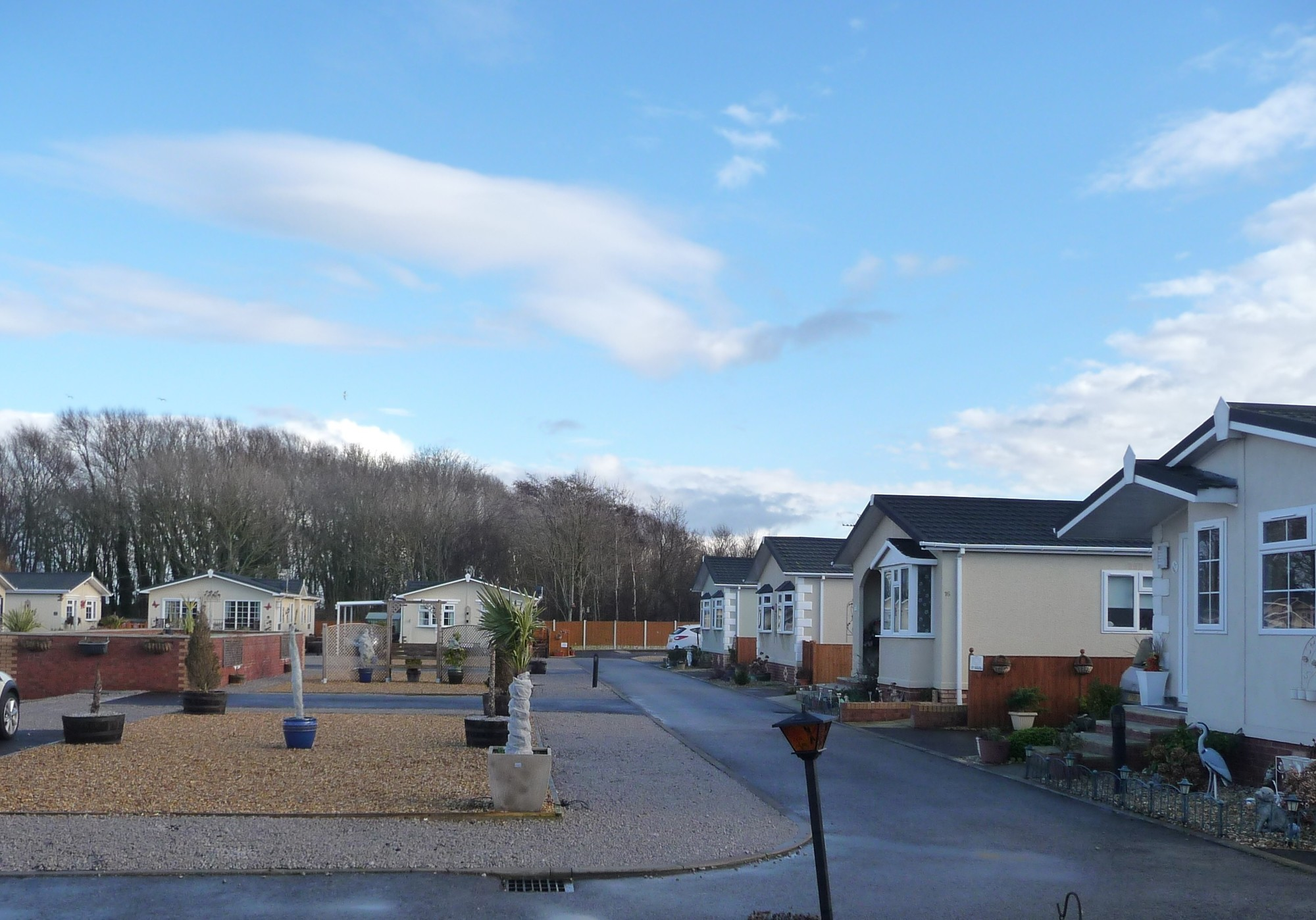 Residential Park Homes For Sale In Wales