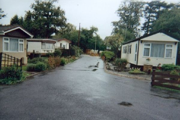 Picture of St. Johns Mobile Home Park, London