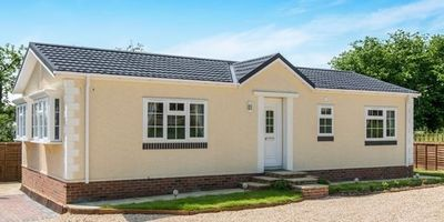 Larkhill Mobile Home Park - Residential Park Homes in Wiltshire