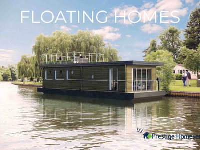 Prestige Homeseeker floating home