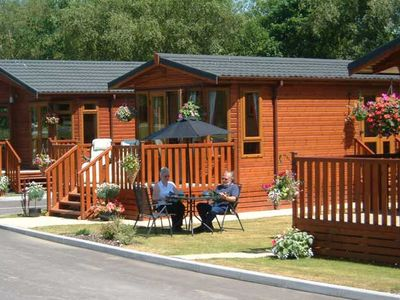 Swainswood Residential Lodges